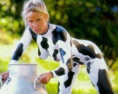 Kozinski cow girl