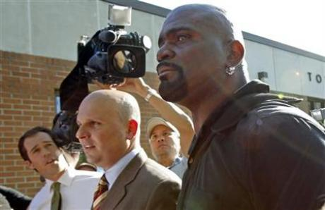 Lawrence Taylor arrested
